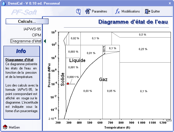 Calcul De La Masse Volumique De L U0026 39 Eau